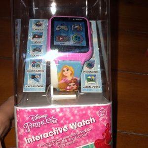 Disney princess interactive watch